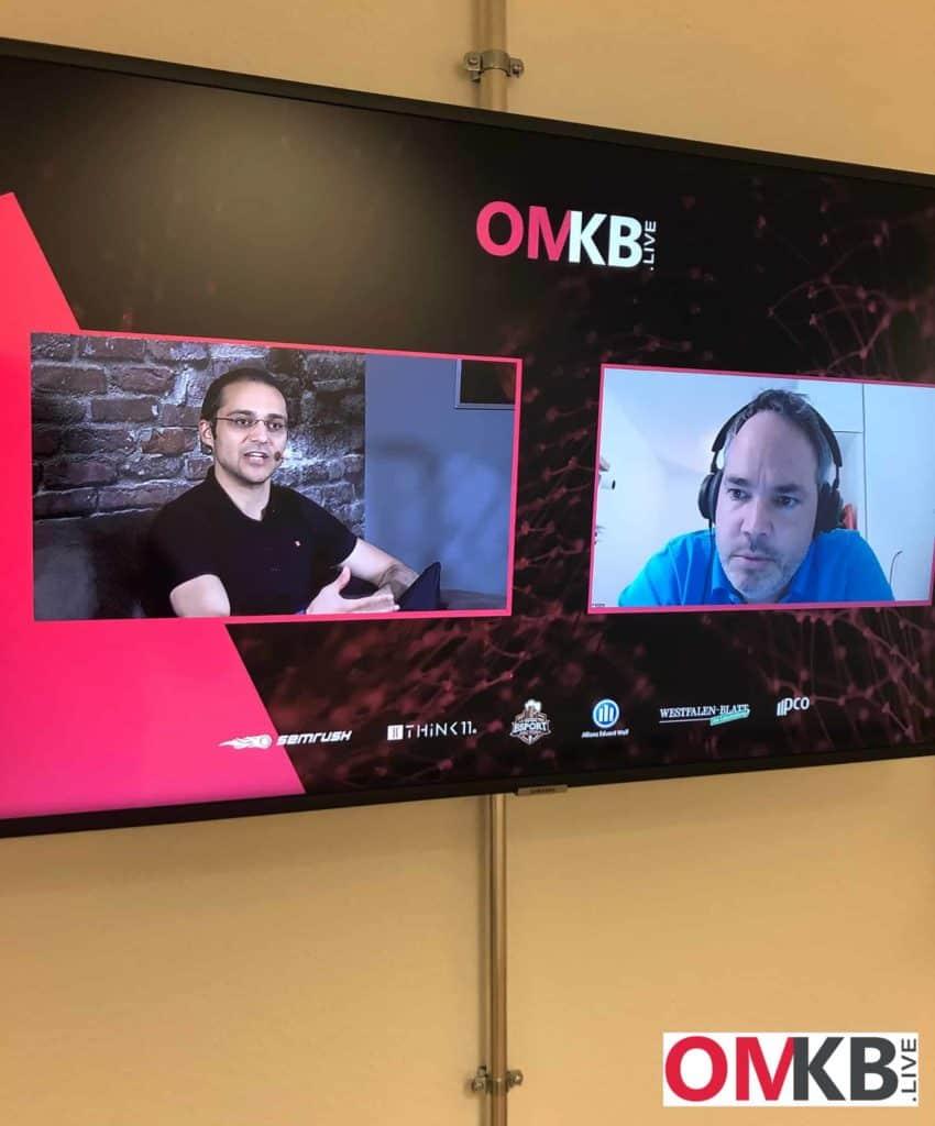 OMKB.live Interview mit Dr. Florian Heinemann