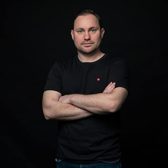 Marc Cormann VP Digital Marketing Think11