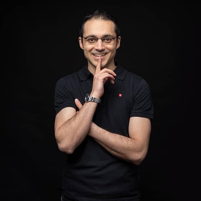 Schahab Hosseiny Think11 CEO