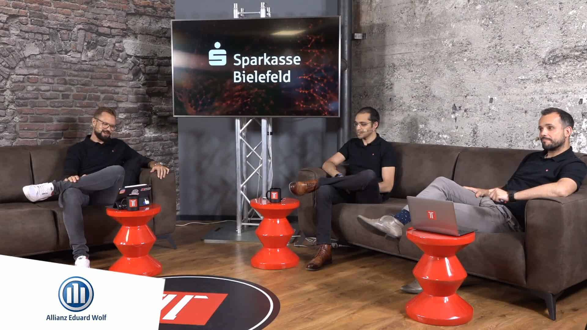 Schahab Hosseiny, Mario Rose & Christoph Steger – Digital Marketing Roundtable | Q&A