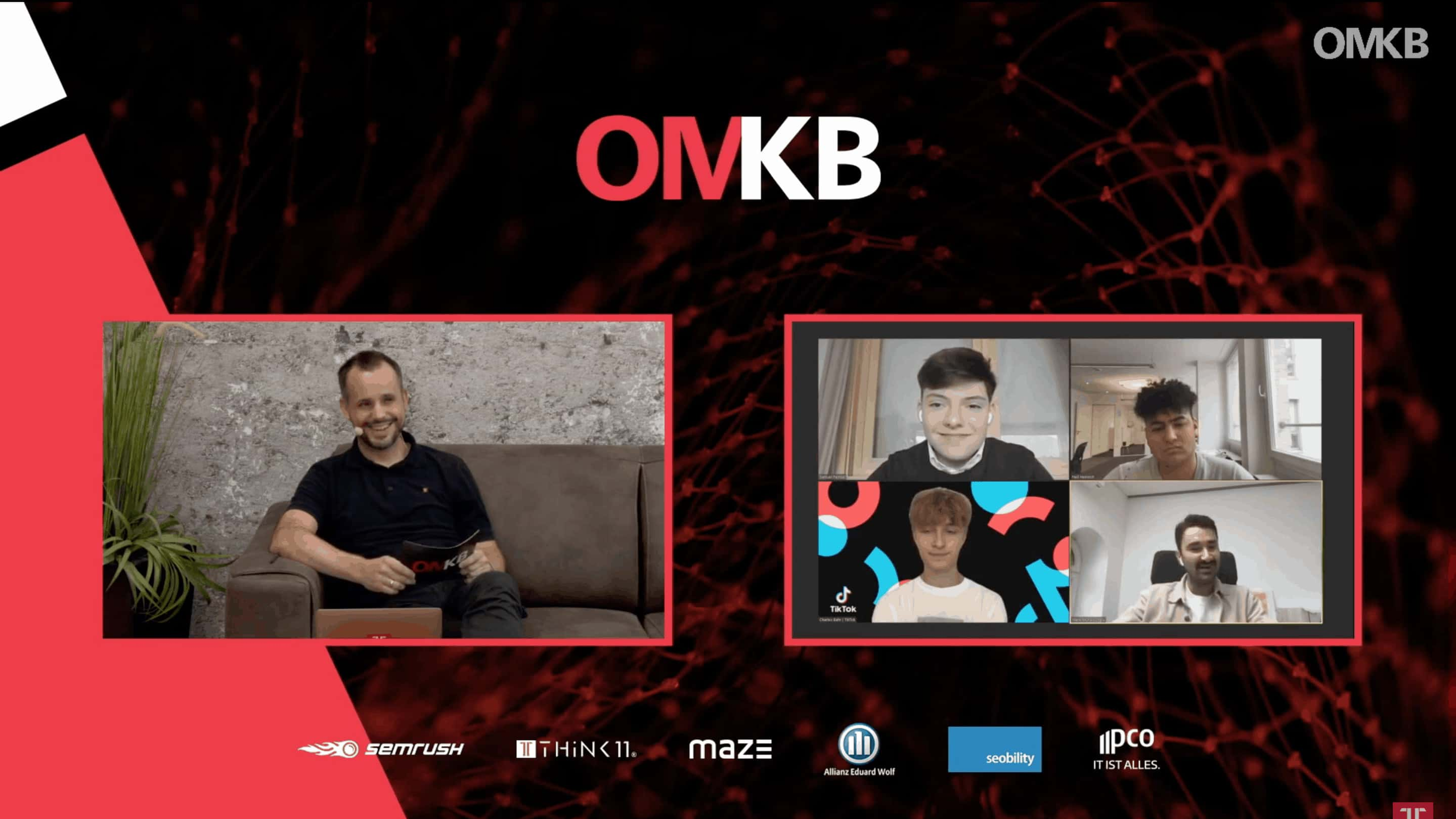 TikTok Roundtable bei der OMKB im Oktober 2020