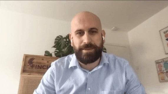 Timo Bernsmann, FINCH